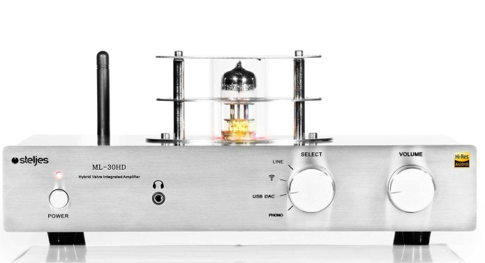 Steljes Audio ML-30HD Integrated Amplifier Review
