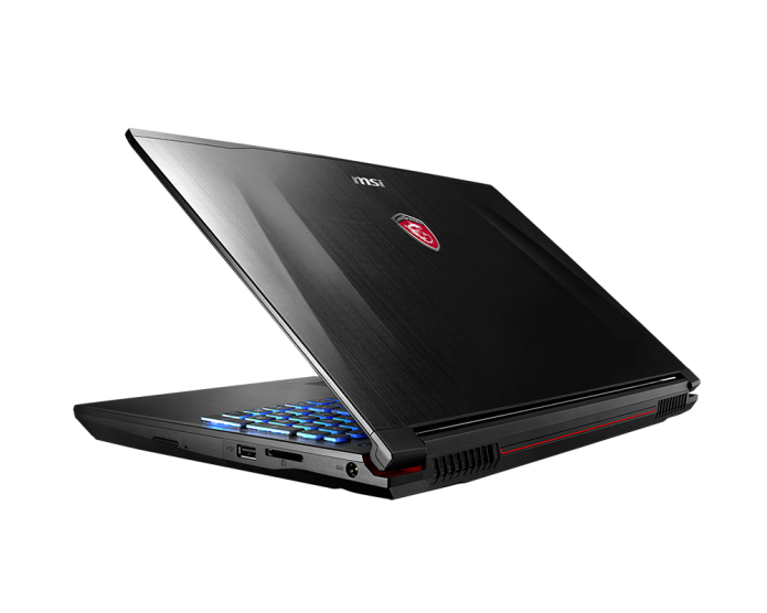 MSI GE72VR Apache Pro Product Feature