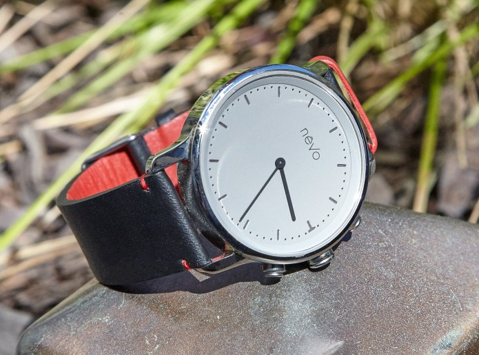 Nevo Balade Parisienne Review : Watch Out for This Limited Fitness Tracker
