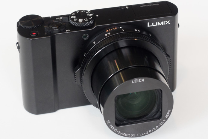 Panasonic Lumix DMC-LX15 review : hands-on first look