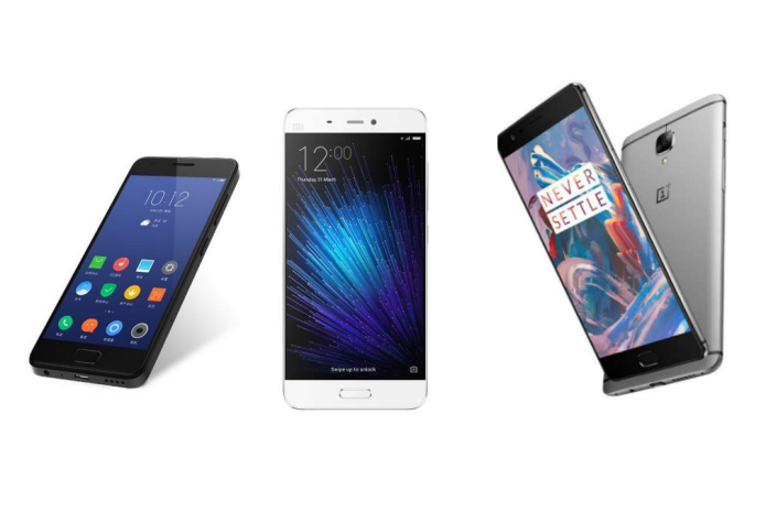 Lenovo Z2 Plus Vs Xiaomi Mi 5 Vs OnePlus 3 : Price , Specs, features Comparison