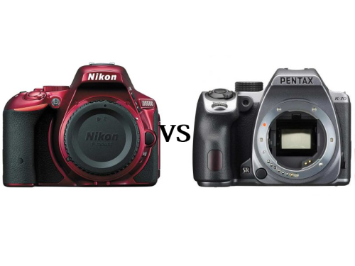 Nikon D5500 Vs Pentax K-70 : Is The K-70 Cheaper And Better?