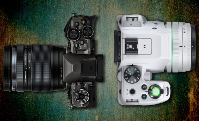 A professional perspective : mirrorless cameras vs DSLRs