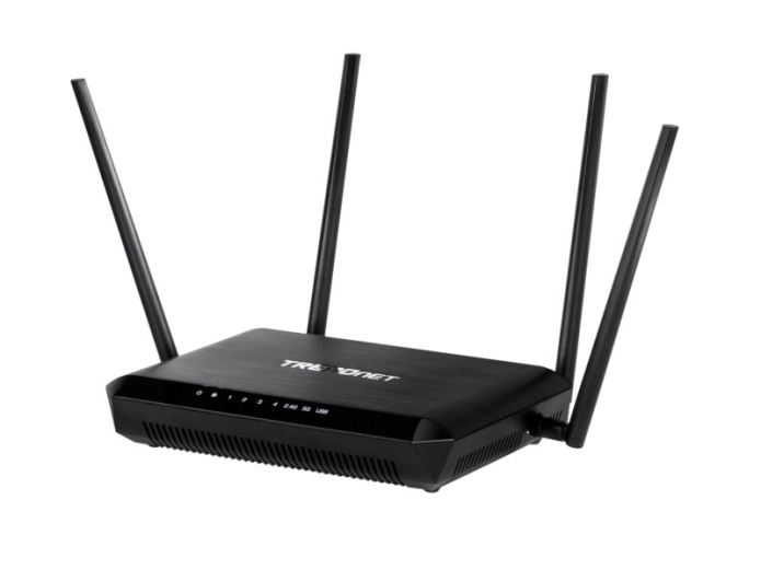 Trendnet TEW-827DRU Review : High-End Features Deliver the Data