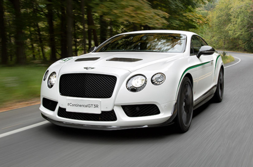 The 10 Sportiest Bentleys : A Secret Performance History