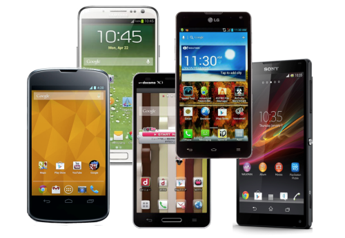 5 Reasons Why People Buy Android Smartphones