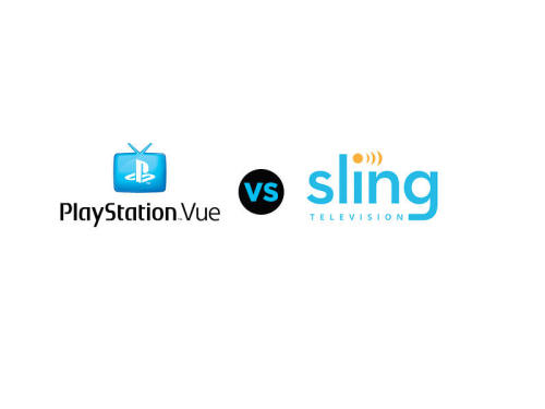 PlayStation Vue vs. Sling TV : Face-Off