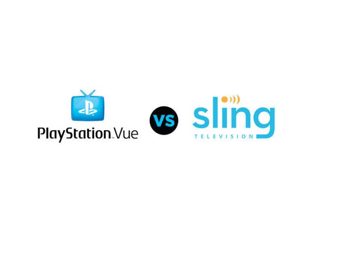 PlayStation Vue vs. Sling TV : Face-Off