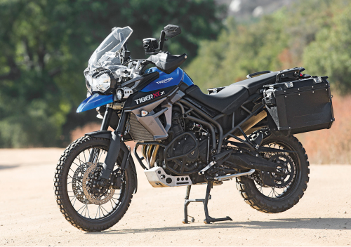2016 Triumph Tiger 800 XCx Review – LONG-TERM TEST INTRO