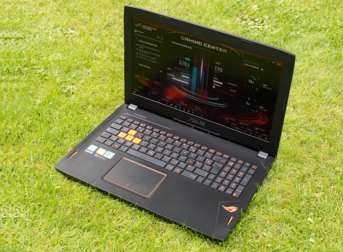 ASUS ROG Strix GL502VS Unboxing And Initial Review : Finally, A Gaming Notebook As Powerful As A Desktop
