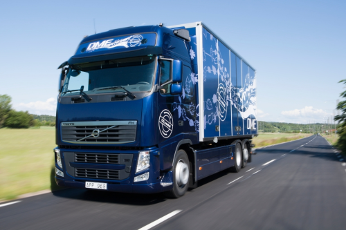 Future of Freight : 4 Semi Trucks That Look Like Transformers
