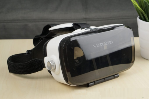 Virtoba X5 Elite VR Headset Review : Immersive VR for Under $30