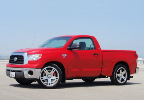 10 Fastest Pickup Trucks to Grace the World's Roads