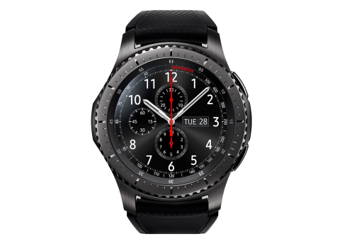 Samsung Gear S3 Frontier review : A guide to the rugged smartwatch