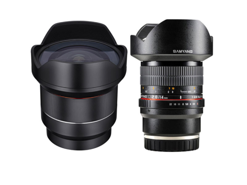 Samyang AF 14mm f/2.8 FE Review