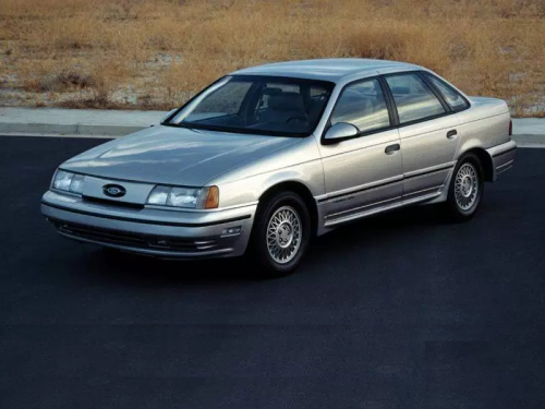 The Ford Taurus SHO : The First American Sport Sedan