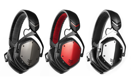 V-Moda Crossfade Wireless headphone review : Musical excitement, with or without wires