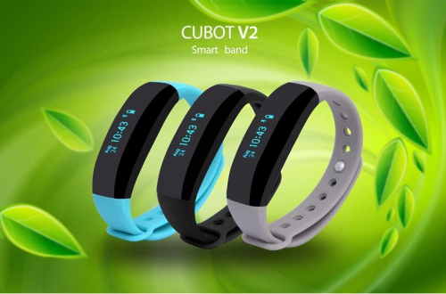 Cubot V2 Smartband Review