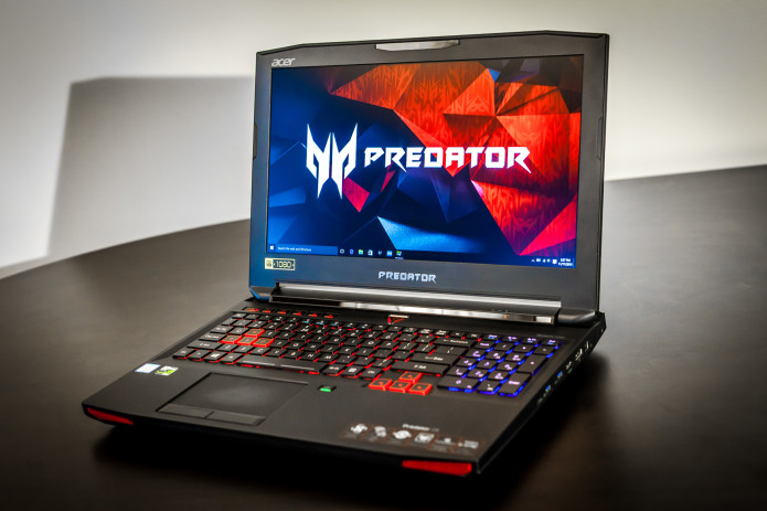 Acer Predator 15 (G9-593) disassembly and upgrade options (video)