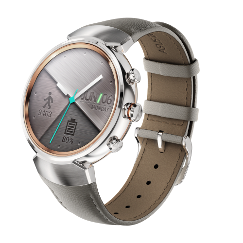 Asus ZenWatch 3 preview: Android Wear marches on