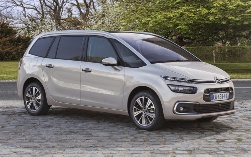 Citroen Grand C4 Picasso review: Carting the kids around couldn't be more cool