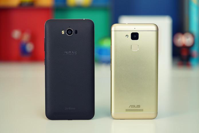 Zenfone 3 Max Battery Life Test vs. Zenfone Max vs. Zenfone 3 Line-up