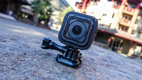 Hands on: GoPro Hero5 Session review