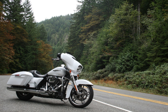 Harley-Davidson Milwaukee-Eight Equipped Touring Models - FIRST RIDE REVIEW