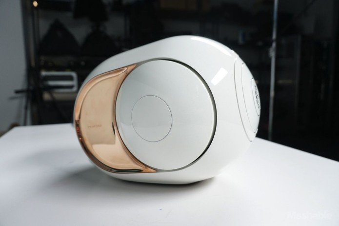 Devialet Gold Phantom hands on review