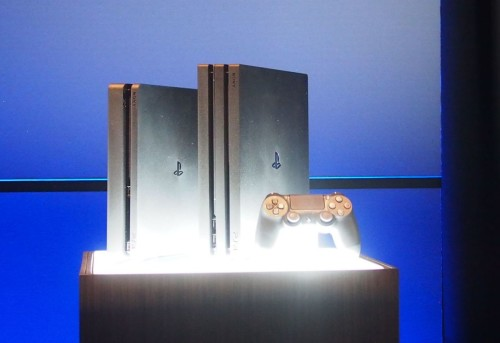 PS4 Slim vs PS4 Pro – Skinny or 4K?