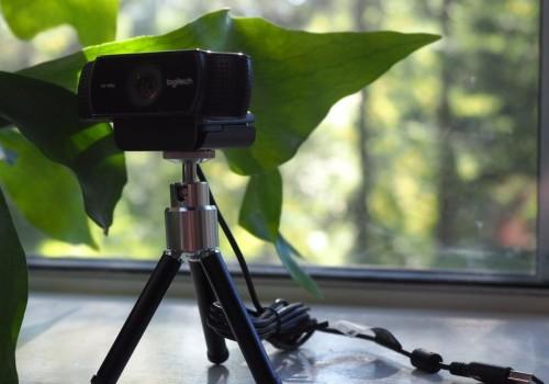 Logitech C922 Pro Stream Webcam Review