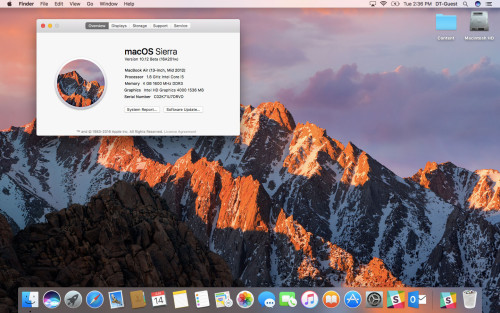 How to Download and Install macOS Sierra