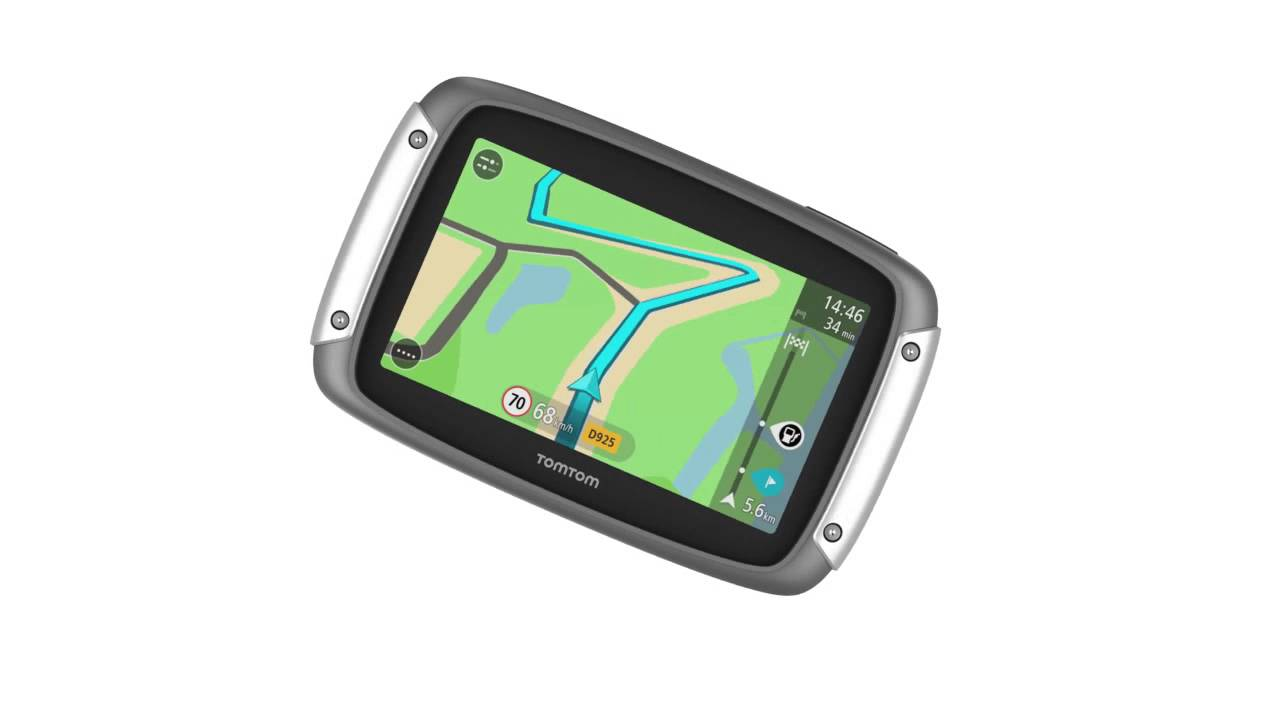 how to save routes in tomtom my drive