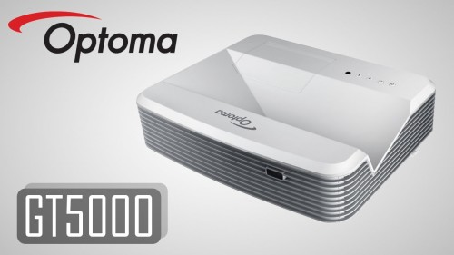 Optoma GT5000 review