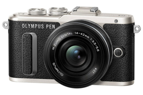 Olympus PEN E-PL8 Hands-on review