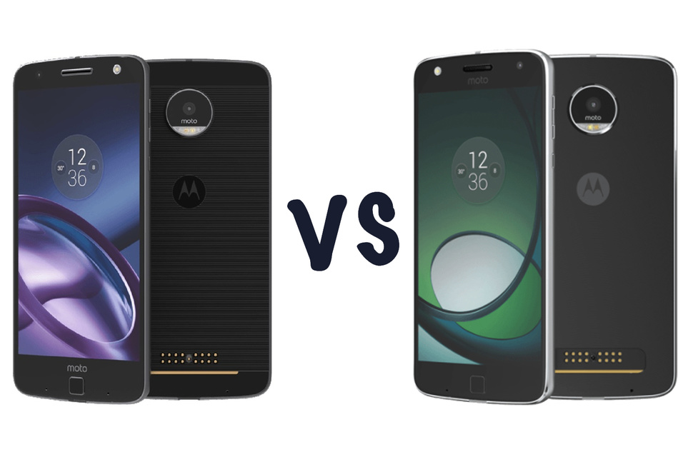 Moto Z vs Moto Z Play Review: Which One Should You Buy ...
