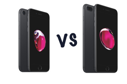 Apple iPhone 7 vs iPhone 7 Plus: What's the difference?