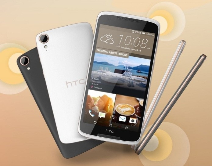 HTC Desire 828 Hands-on preview – 5.5″ Full HD display, 8-core processor, and 13MP camera