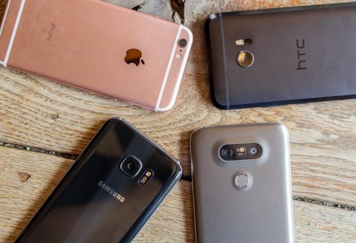 Best Phones of 2016