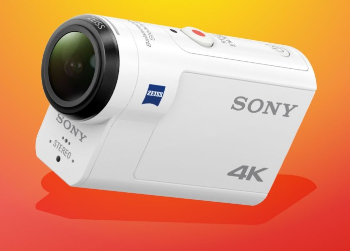 Sony launches duo of 4K, HD action cameras with higher-quality, better-stabilized Zeiss lenses