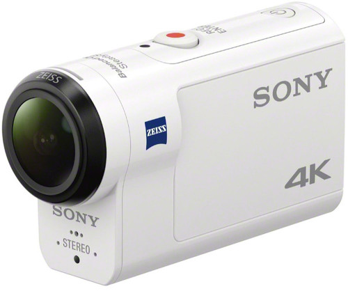 Sony FDR-X3000R Action Cam Hands-on Review