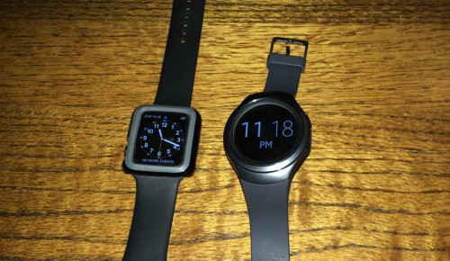 Samsung Gear S3 vs Apple Watch: What's the difference?