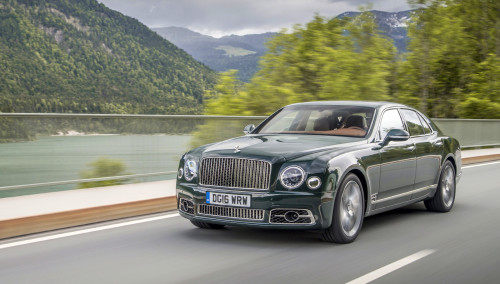 2017 Bentley Mulsanne Speed Review: The $400,000 question