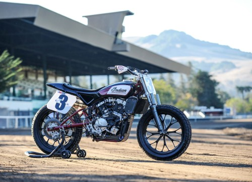 Indian Scout FTR750 Ride Review