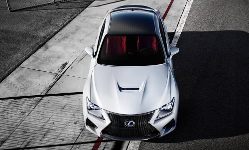 2016 Lexus RC F Review – Needs an attitude adjustment