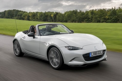 Mazda MX-5 Miata Review : Grand Touring Roadster Revival