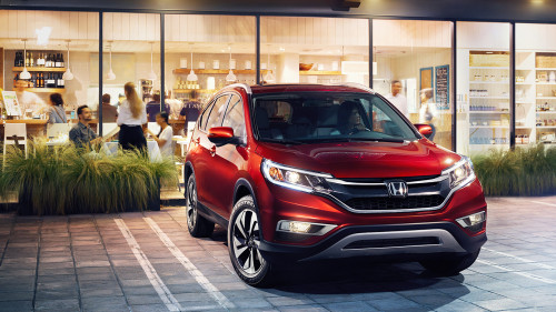 2016 Honda CR-V Review: Current King of the compact SUVs