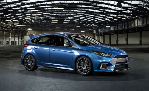 2017 Ford Focus RS Review: The Everyman's Five-Door Ford GT