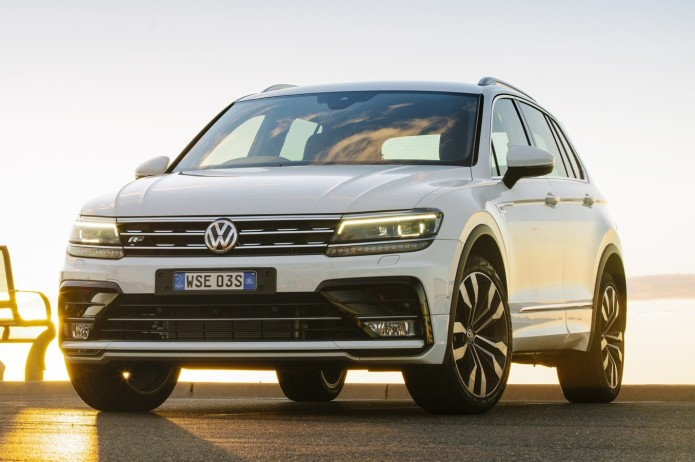 2017 Volkswagen Tiguan : seven things to like about this new mid-sized SUV