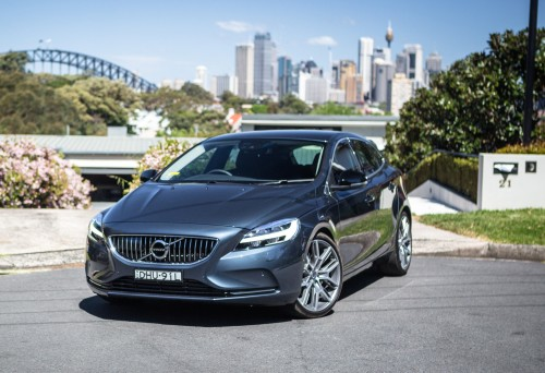 2017 Volvo V40 D4 Review : Inscription with Polestar Performance pack